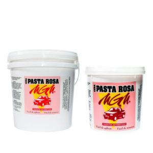 Cera Pasta Rosa - MGM Ceras