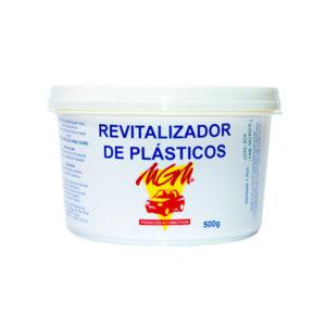 Revitalizador de Plástico - MGM Cera